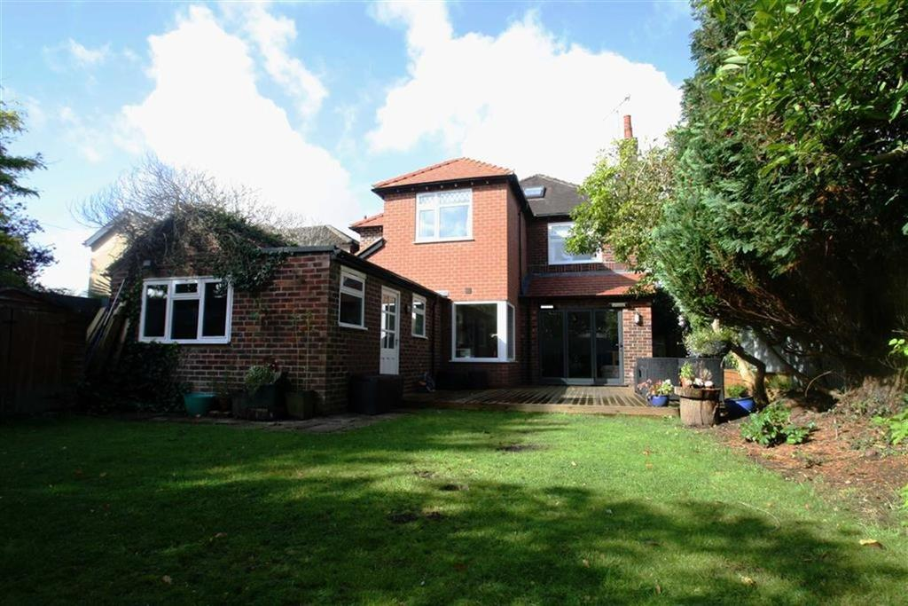 4 Bedrooms Detached House for sale in Thoresway Road, Wilmslow