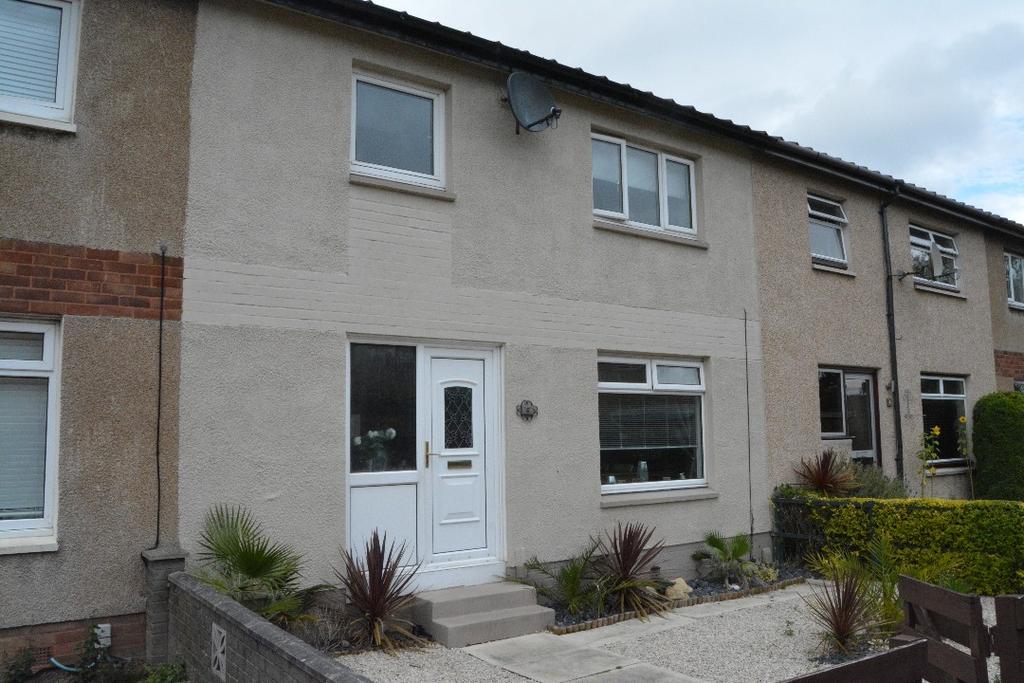 3 Bedrooms Terraced House for sale in Skye Court, Grangemouth, Falkirk, FK3 0JB