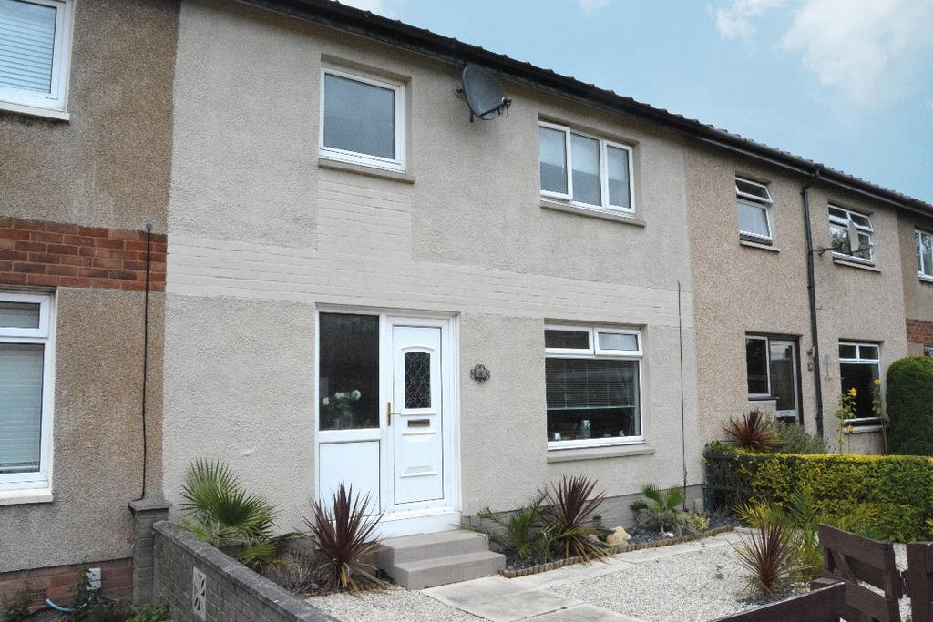 3 Bedrooms Terraced House for sale in Skye Court, Grangemouth, Falkirk, FK3 0JB