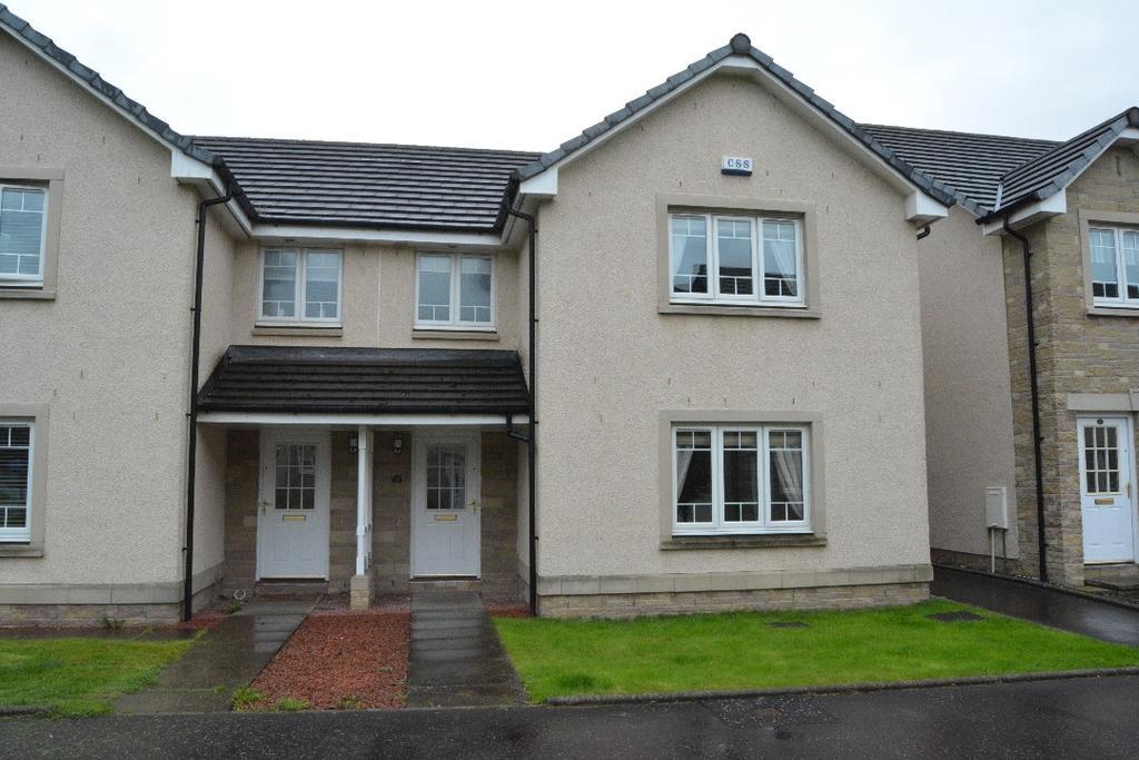 3 Bedrooms Semi Detached House for sale in McCormack Place, Larbert, Falkirk, FK5 4TU