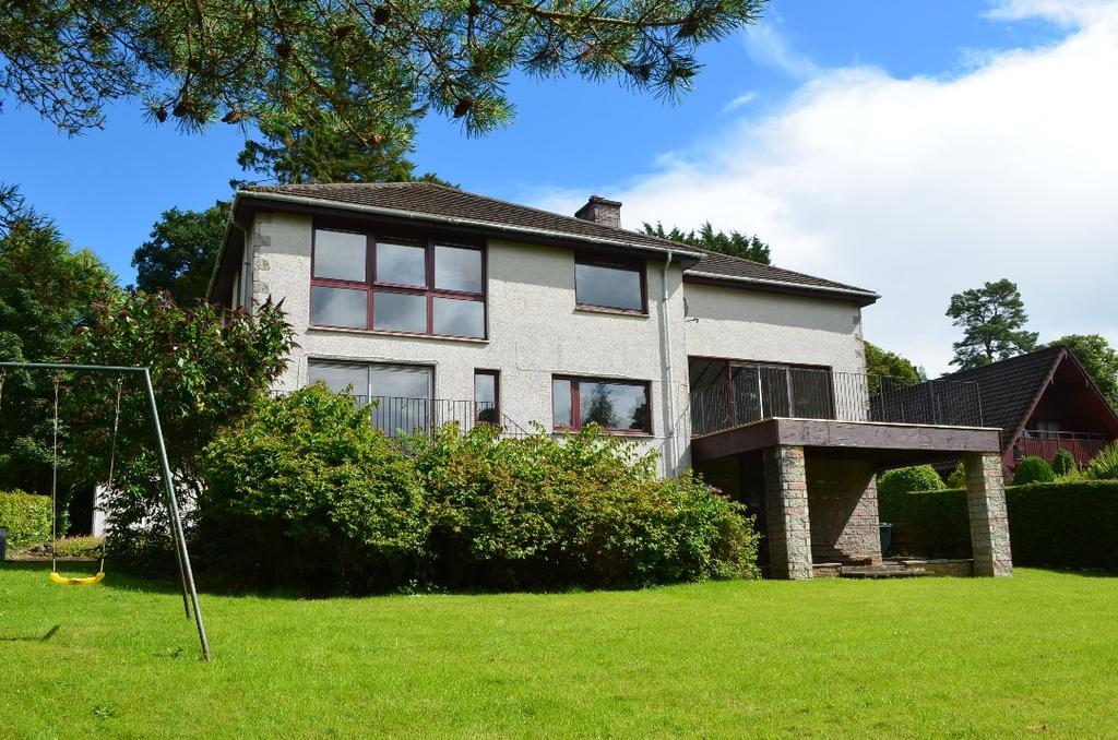 4 Bedrooms Detached House for sale in Lineside Walk, Rhu, Argyll Bute, G84 8JJ