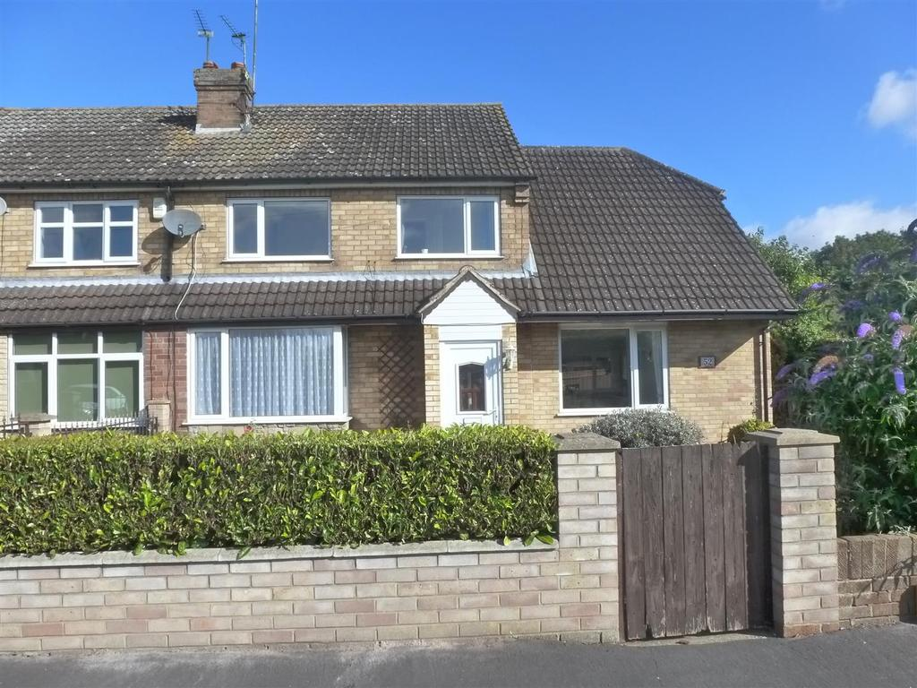 4 Bedrooms Semi Detached House for sale in Keith Crescent, Laceby, Grimsby