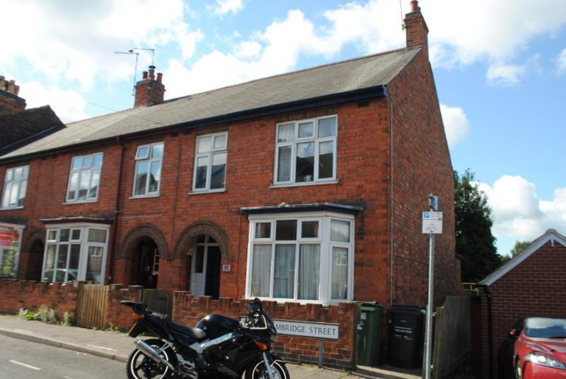 3 Bedrooms Terraced House for sale in Lower Cambridge Street, Loughborough