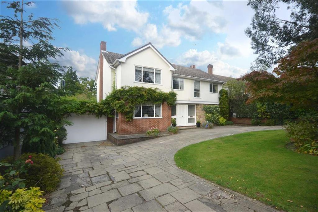 5 Bedrooms Detached House for sale in Harmsworth Way, Totteridge, London