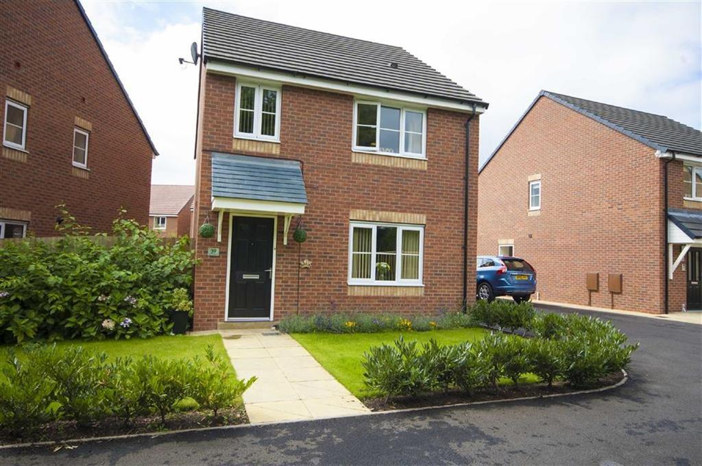 4 Bedrooms Detached House for sale in Woodvine Road, Autumn Brook, Shrewsbury, Shropshire