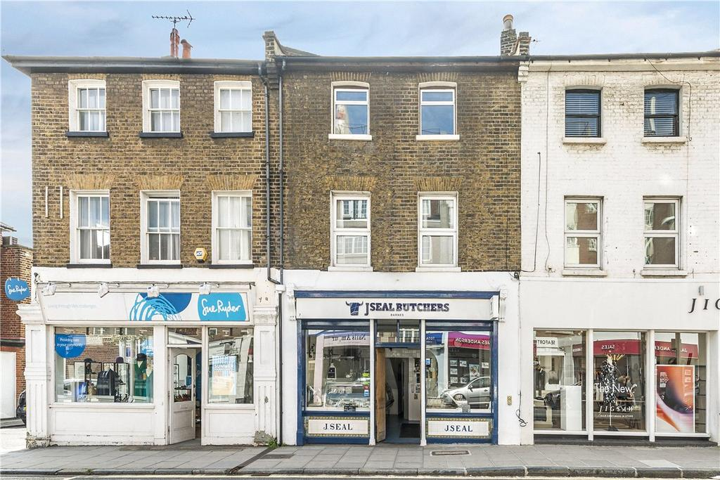 4 Bedrooms House for sale in Barnes High Street, London, SW13