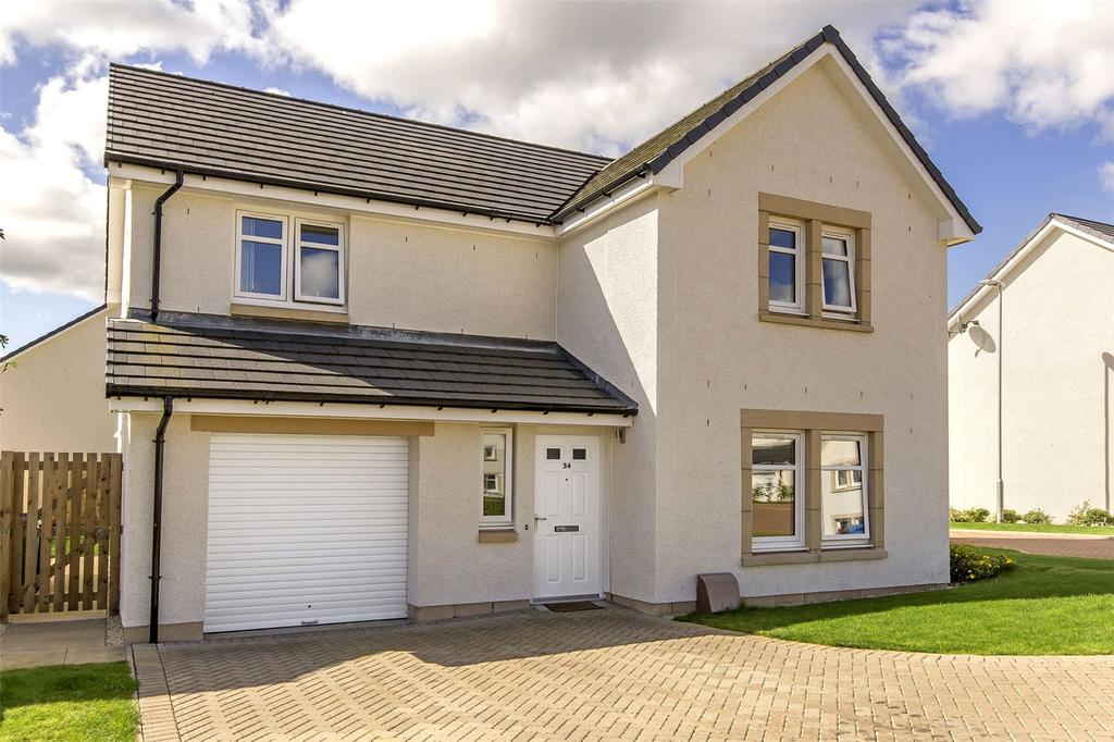 4 Bedrooms Detached House for sale in 34 Hillfield Brae, Newton Mearns, Glasgow, G77