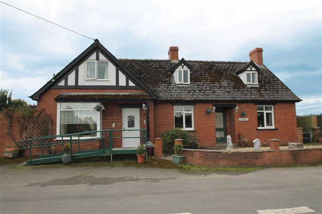 4 Bedrooms Detached Bungalow for sale in WINFORTON, Winforton Hereford, Herefordshire
