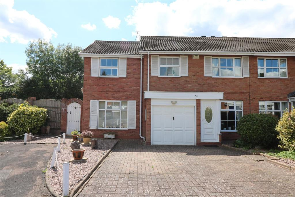 5 Bedrooms Semi Detached House for sale in Eastley Crescent, Warwick