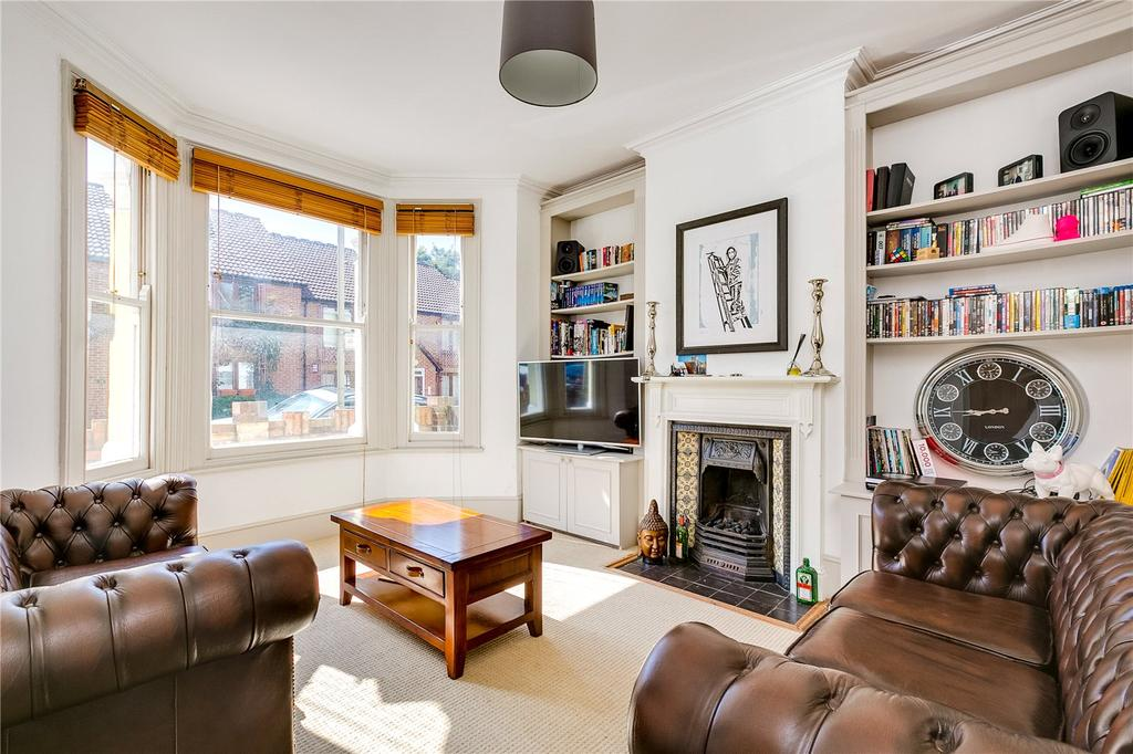 2 Bedrooms Flat for sale in Aslett Street, Wandsworth, London