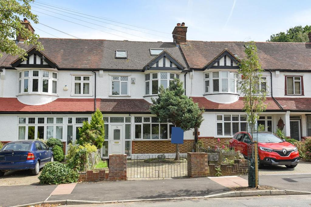 4 Bedrooms Terraced House for sale in Stanhope Grove, Beckenham