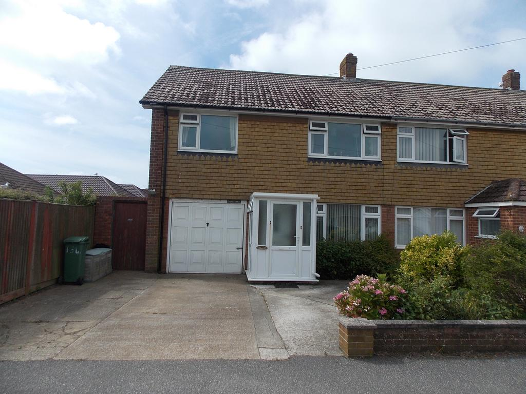 3 Bedrooms End Of Terrace House for sale in Jay Road, Peacehaven, East Sussex