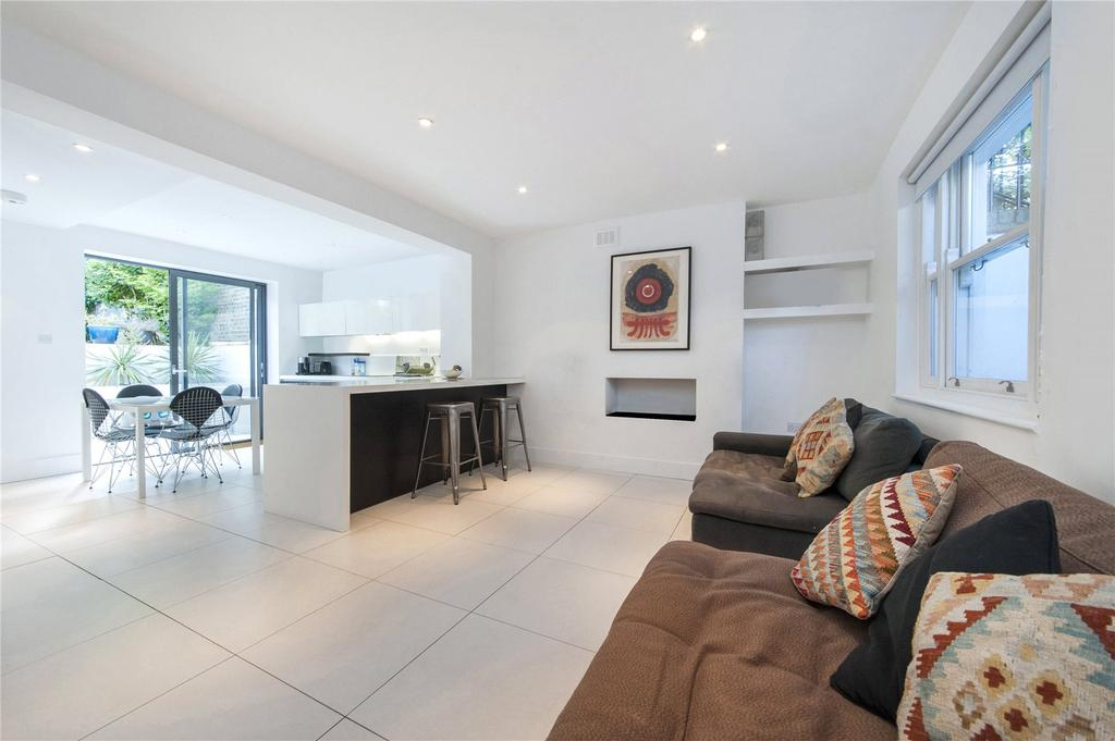 3 Bedrooms Terraced House for sale in Cathcart Street, Kentish Town, London