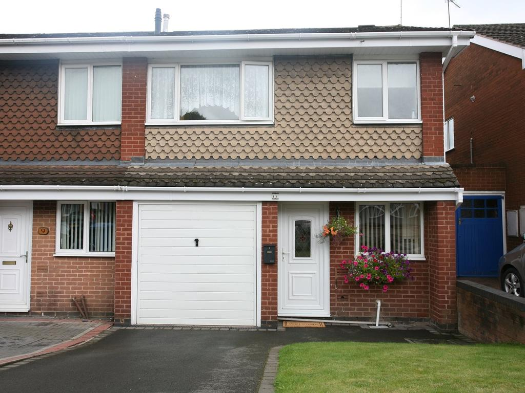 3 Bedrooms Mews House for sale in 11 Meadow Croft, Huntington, WS12 4LX
