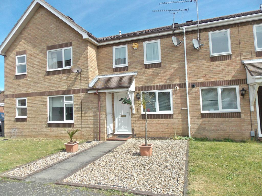 3 Bedrooms Terraced House for sale in Parkeston Road, Felixstowe IP11