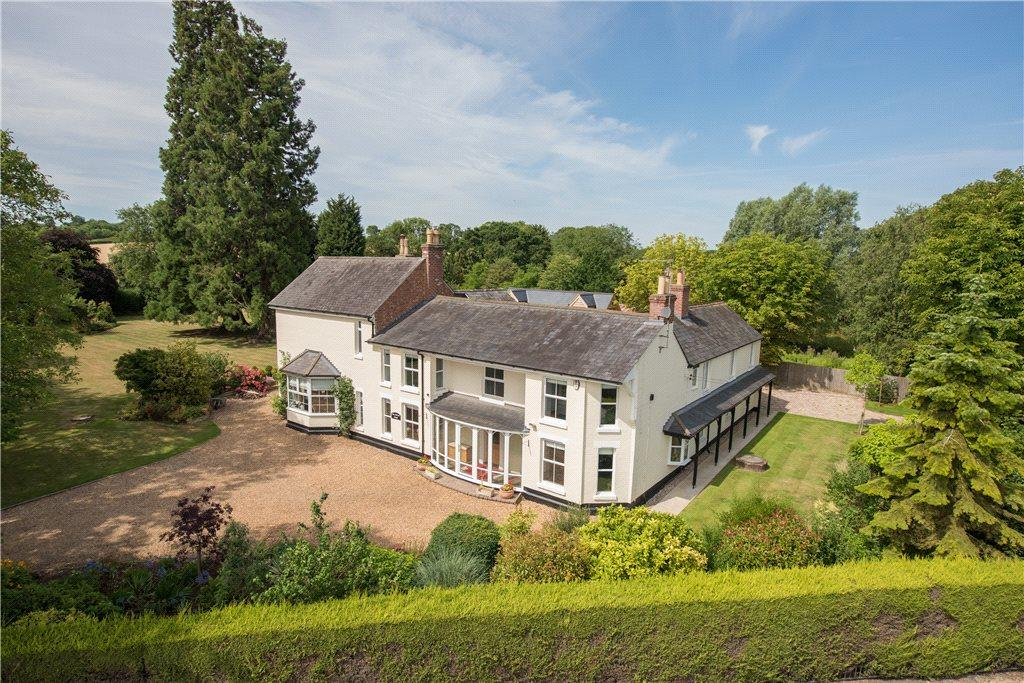 5 Bedrooms Unique Property for sale in High Street, Tilbrook, Huntingdon, Cambridgeshire