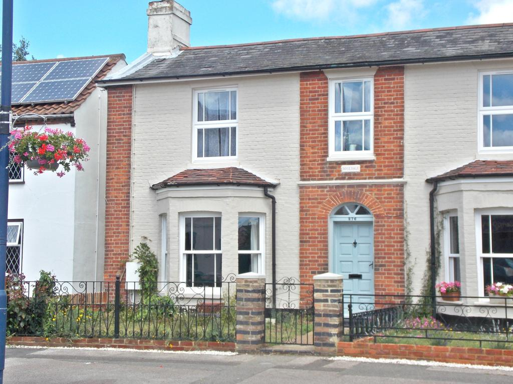 3 Bedrooms Cottage House for sale in High Street, Walton, Felixstowe IP11