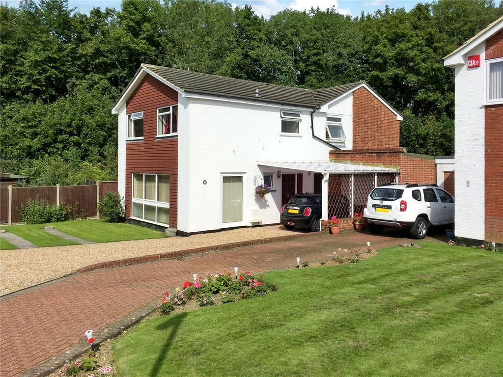 5 Bedrooms Detached House for sale in Frithmead Close, Basingstoke, RG21