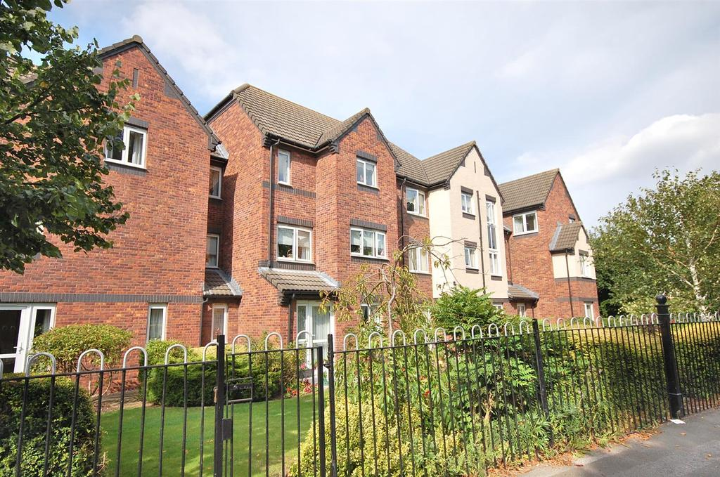 1 Bedroom Apartment Flat for sale in Brielen Court, Radcliffe-On-Trent, Nottingham