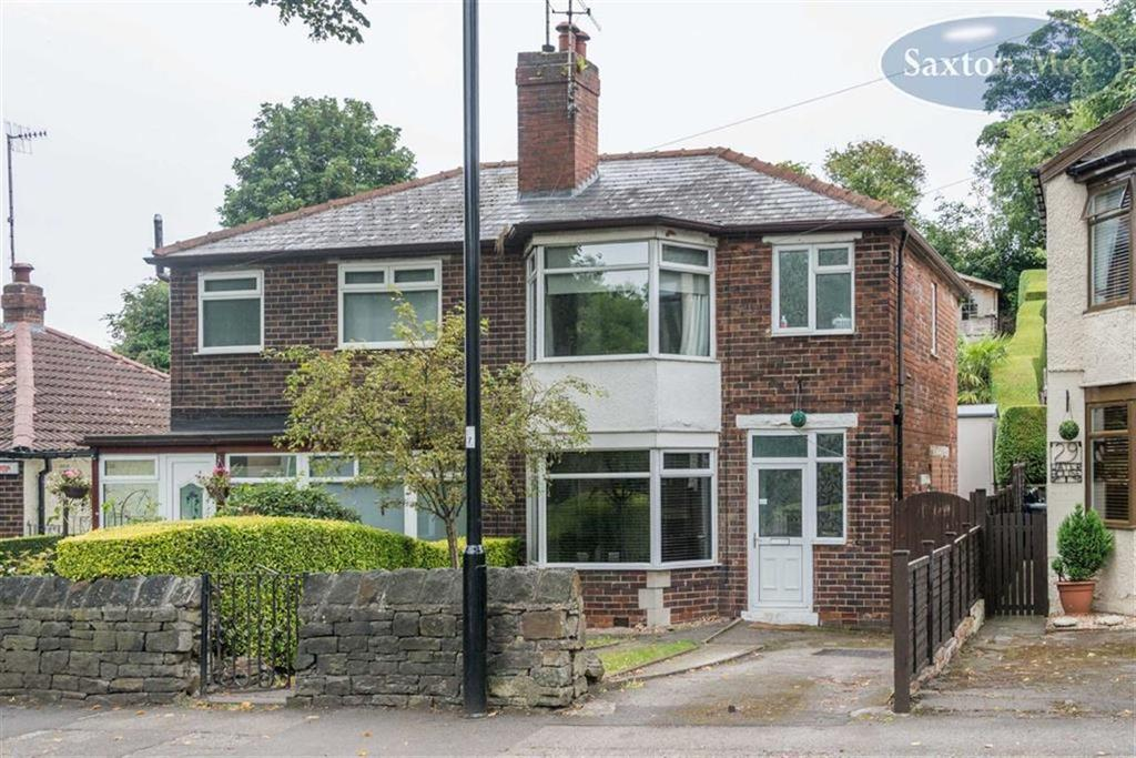 3 Bedrooms Semi Detached House for sale in Rivelin Valley Road, Rivelin, Sheffield, S6