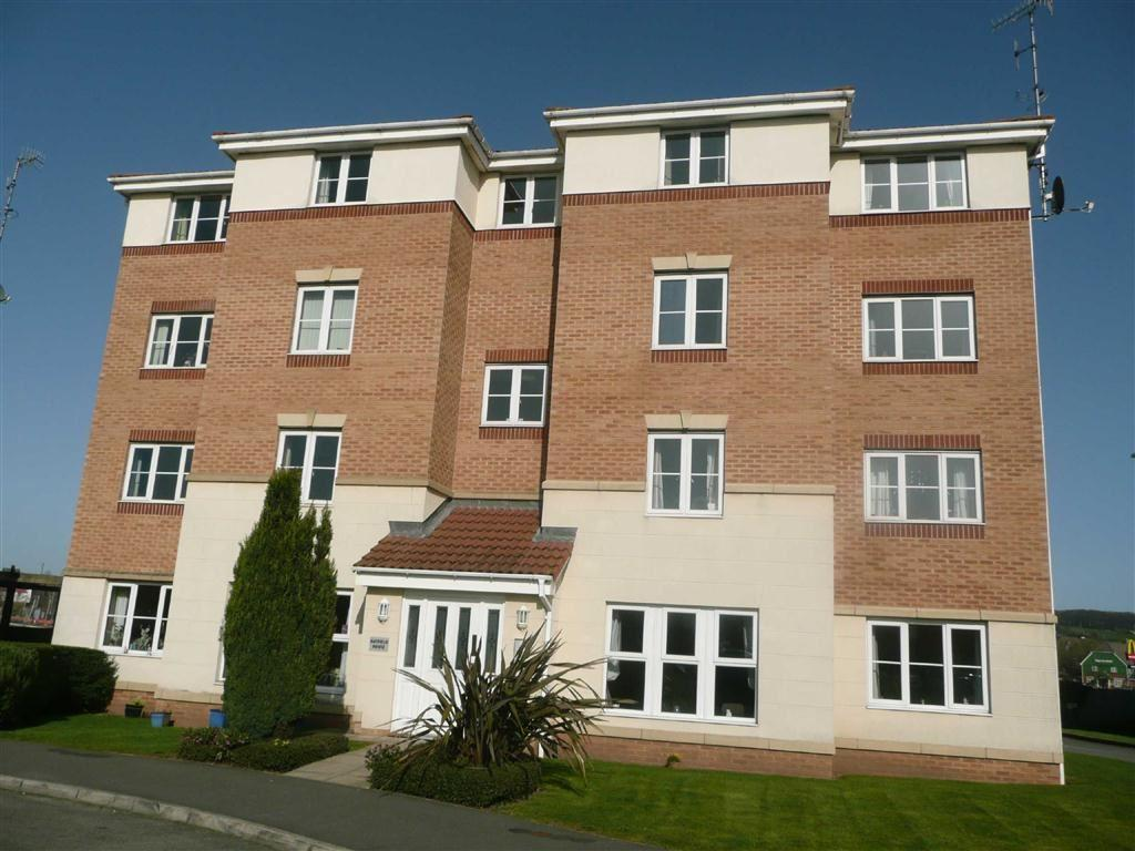 2 Bedrooms Apartment Flat for sale in Hatfield House, Forge Drive, Chesterfield, S40