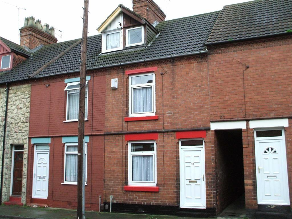 3 Bedrooms Terraced House for sale in Langford Street, Sutton In Ashfield, Notts, NG17