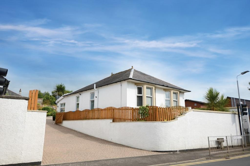 2 Bedrooms Detached Bungalow for sale in 20 Moorburn Road, Largs, KA30 9HX