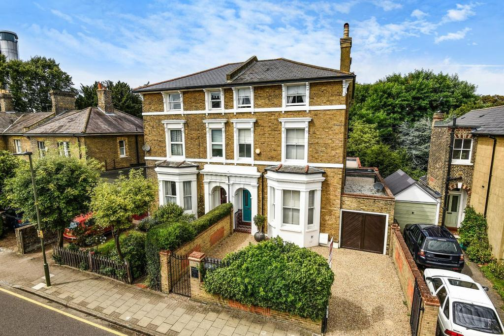 5 Bedrooms Semi Detached House for sale in Rodway Road, Bromley