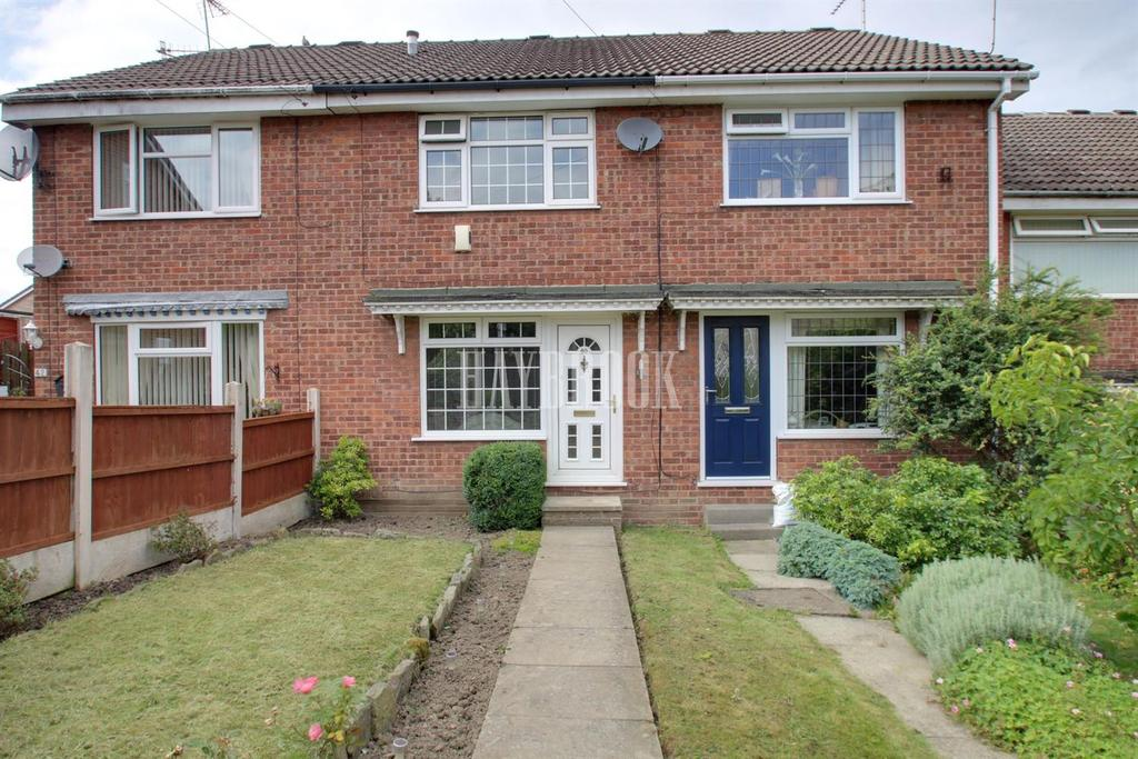 2 Bedrooms Terraced House for sale in Highwood Place, Eckington