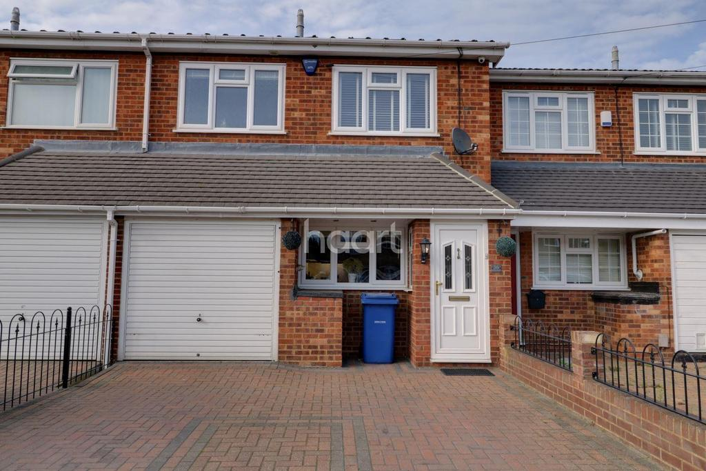 3 Bedrooms Terraced House for sale in Giffordside Chadwell St Mary
