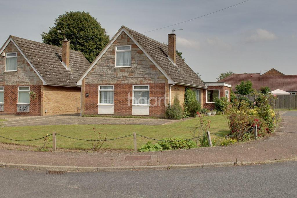 3 Bedrooms Bungalow for sale in Meadow Gardens, Norwich
