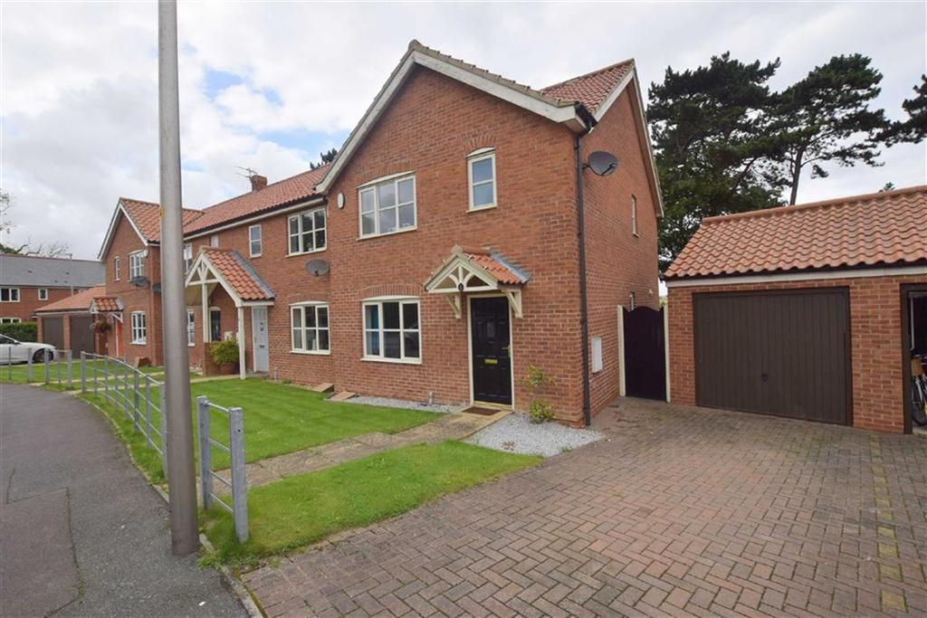 3 Bedrooms Mews House for sale in Osprey Drive, Great Coates, North East Lincolnshire
