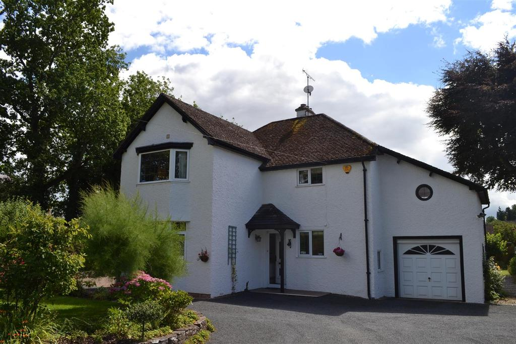 4 Bedrooms Detached House for sale in 3 Barons Cross Road, Leominster