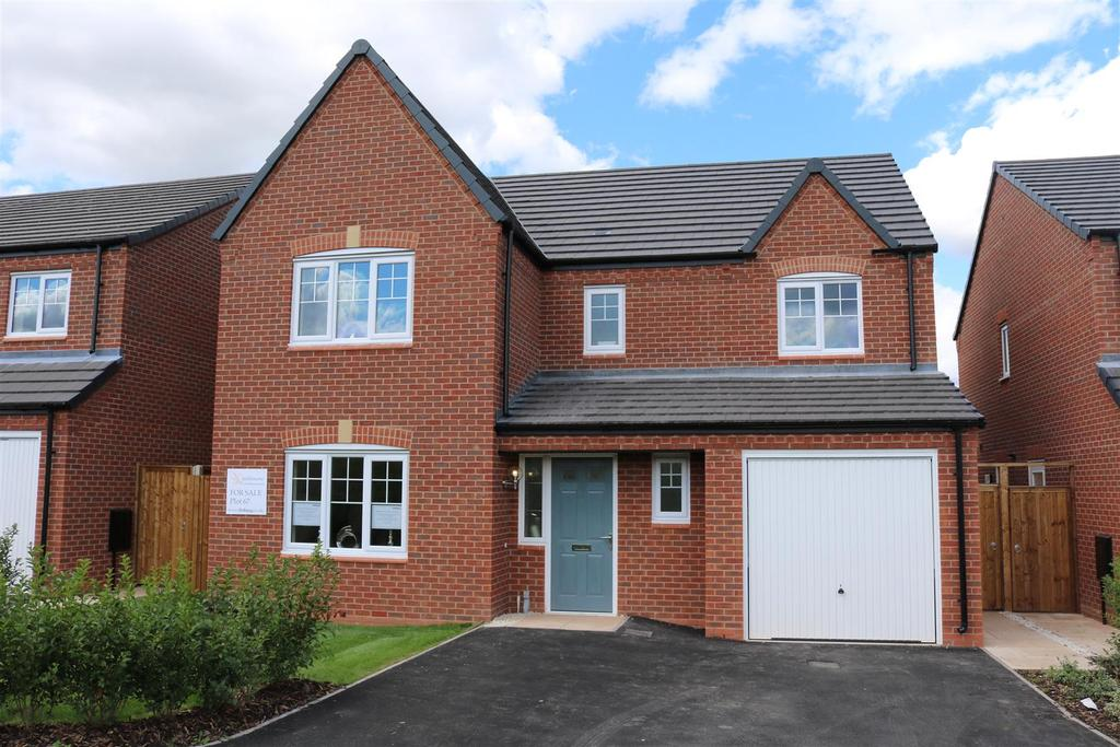 4 Bedrooms Detached House for sale in Spon Lane, Grendon, Atherstone