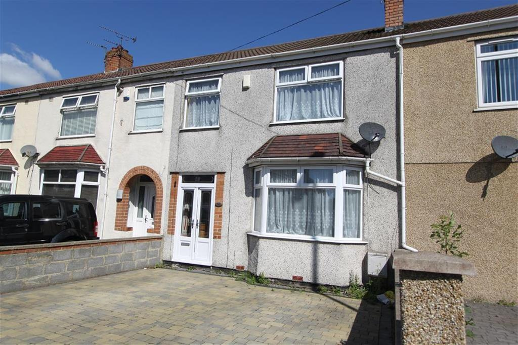 3 Bedrooms Terraced House for sale in Whitefield Road, Speedwell, Bristol