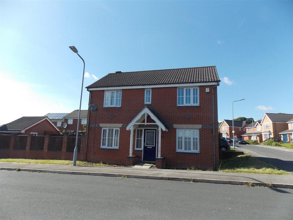 3 Bedrooms Detached House for sale in Lime Vale Way, Bradford, BD