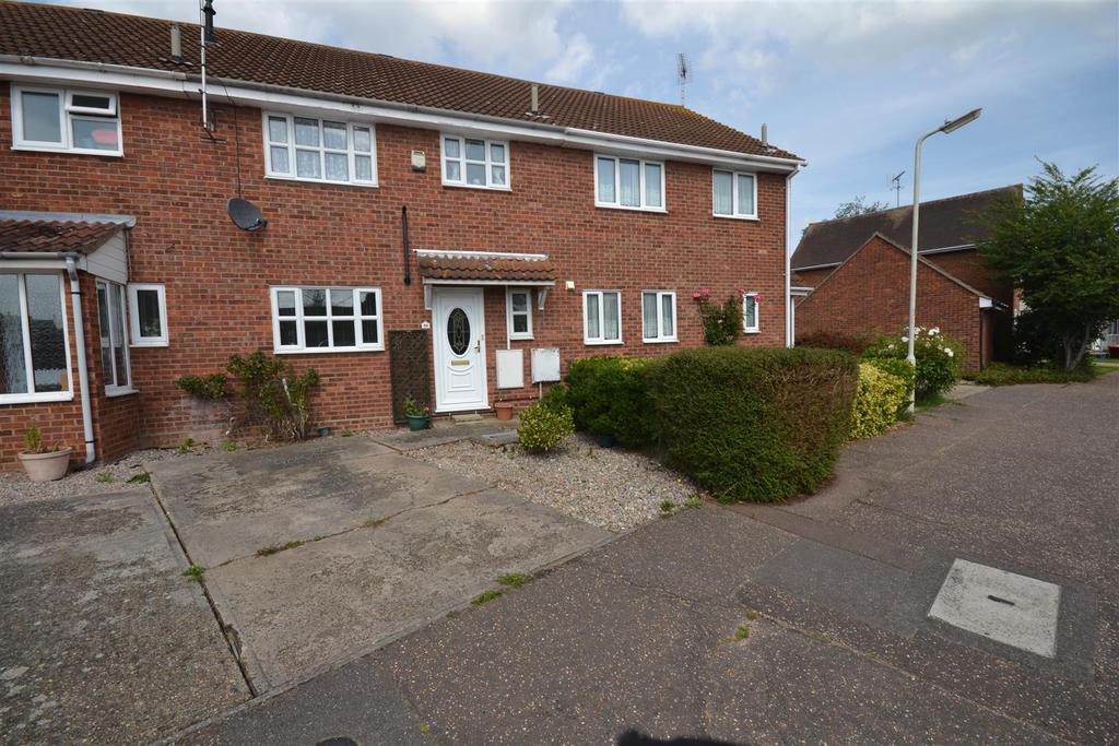 3 Bedrooms Terraced House for sale in Hamberts Road, South Woodham Ferrers