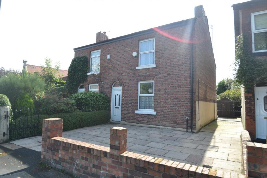 2 Bedrooms Semi Detached House for sale in Moorfield Cottage, Firs Road, Sale
