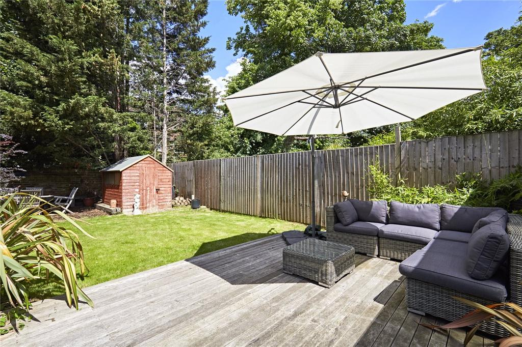 3 Bedrooms Terraced House for sale in The Lindens, Hartington Road, London, W4