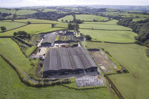 Farm for sale - Henllan Amgoed, Whitland, Dyfed, SA34