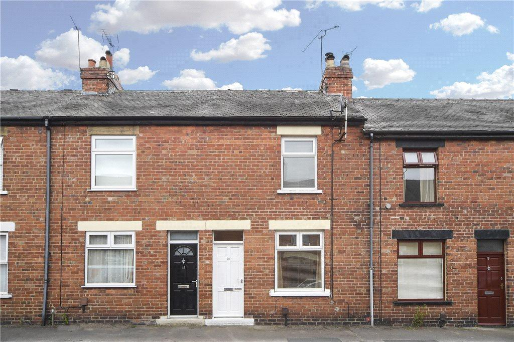 2 Bedrooms Terraced House for sale in Powell Street, Harrogate, North Yorkshire