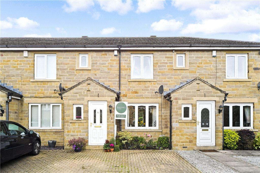 2 Bedrooms Terraced House for sale in James Court, Collingham, Wetherby