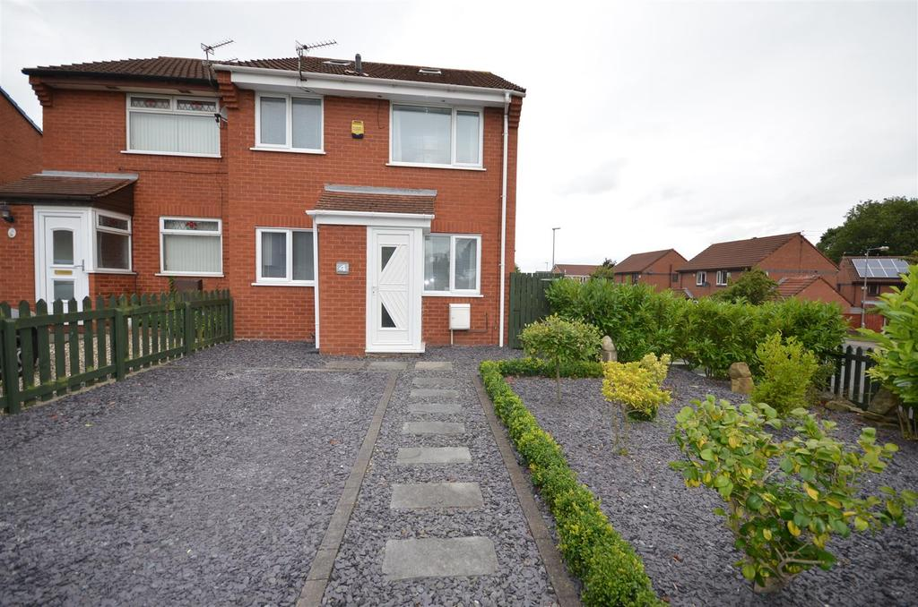 1 Bedroom Terraced House for sale in Morrissey Close, St. Helens