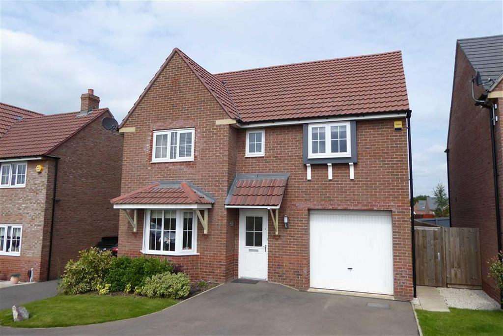 4 Bedrooms Detached House for sale in May Drive, Glenfield