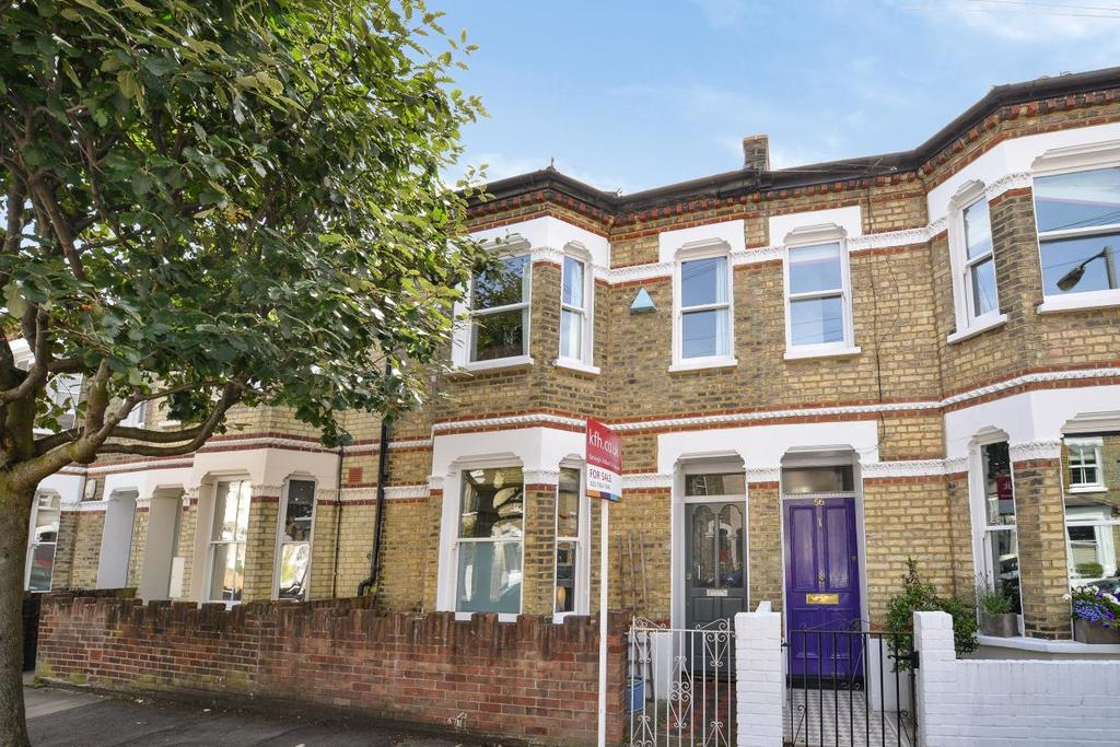 4 Bedrooms Terraced House for sale in Rowena Crescent, Battersea