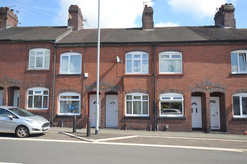 2 Bedrooms Terraced House for sale in New Inn Lane, Trentham, Stoke-On-Trent