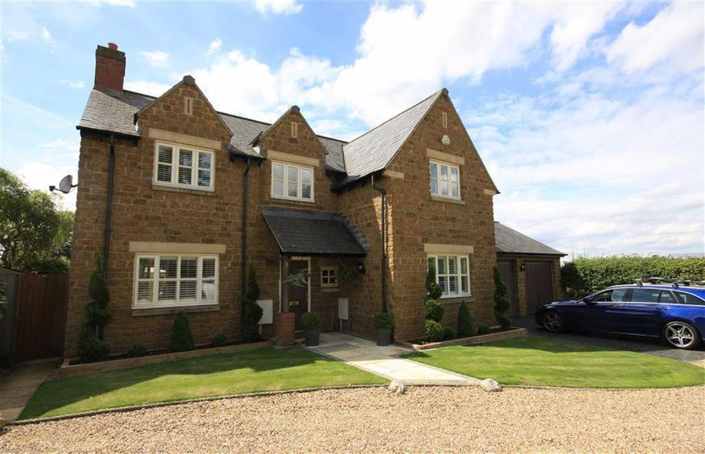5 Bedrooms Detached House for sale in Denfield Close, Glaston, Rutland