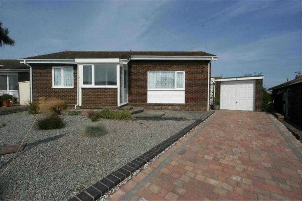 2 Bedrooms Semi Detached Bungalow for sale in Great Harrods, WALTON ON THE NAZE, Essex