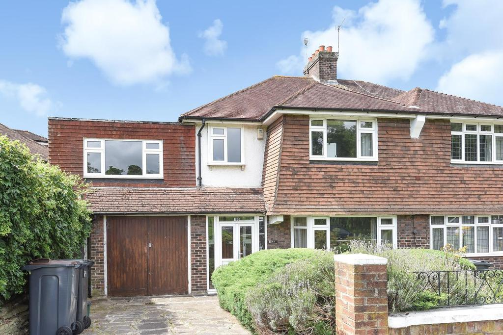 4 Bedrooms Semi Detached House for sale in Covington Way, Streatham Common