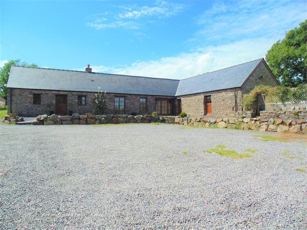 4 Bedrooms Barn Conversion Character Property for sale in Norton Barn, Rosemarket, Milford Haven, Pembrokeshire